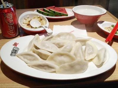福来妻水饺加盟