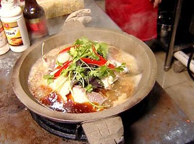 九门寨石锅鱼加盟