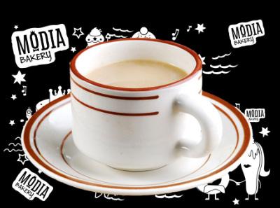 摩点烘焙摩卡咖啡