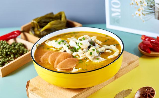 鱼吖吖酸菜鱼米饭加盟