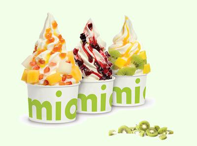 Eimio爱咪欧冻酸奶加盟