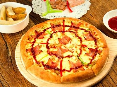 小矮牛披萨加盟品牌