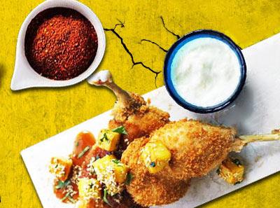 吃鸡复合式餐吧