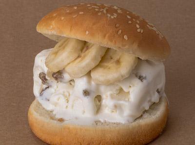 G9分子冰淇淋加盟冰淇淋汉堡
