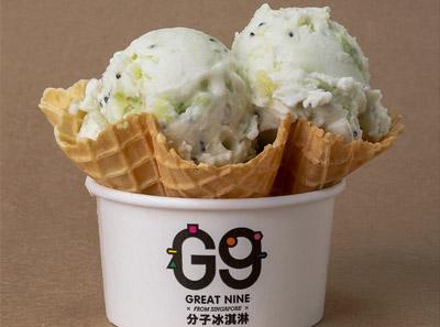 G9分子冰淇淋加盟浪漫奇异果