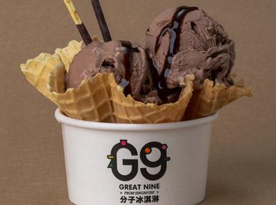 G9分子冰淇淋加盟比利时巧克力