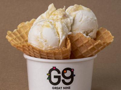 G9分子冰淇淋加盟榴莲牛奶