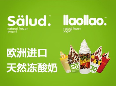 salud冻酸奶加盟
