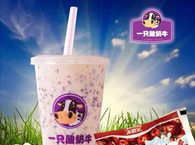 一只酸奶牛加盟