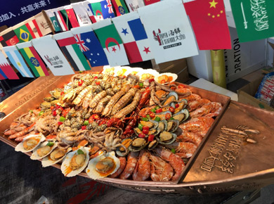 京城第一家海鲜大咖加盟