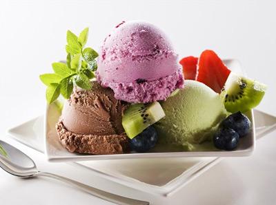 斯卡尼冰激凌加盟产品