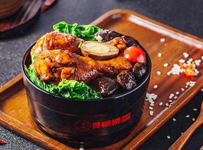 骨辘辘辣骨饭加盟菜品
