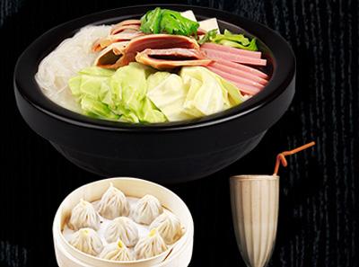 途鸭老鸭粉丝汤加盟菜品