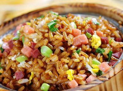 社会王炒饭轻食加盟菜品