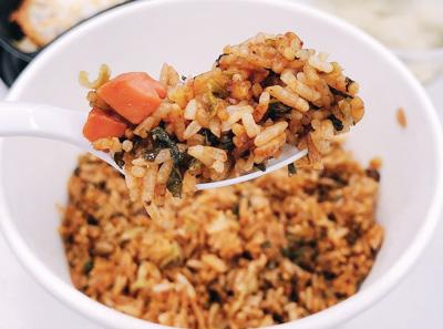 野有饭野菜炒饭加盟菜品