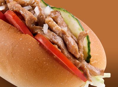 热狗王加盟产品