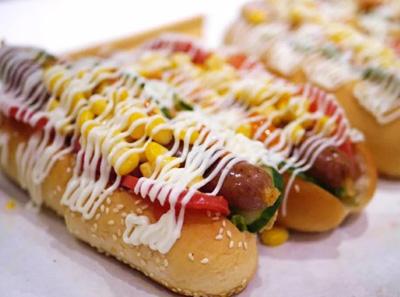 宜家热狗加盟菜品