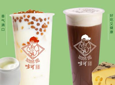 加盟哆可牛乳茶