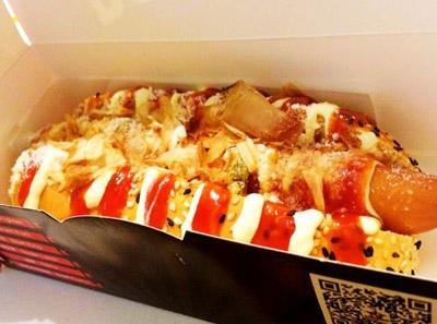 多食达热狗加盟菜品展示