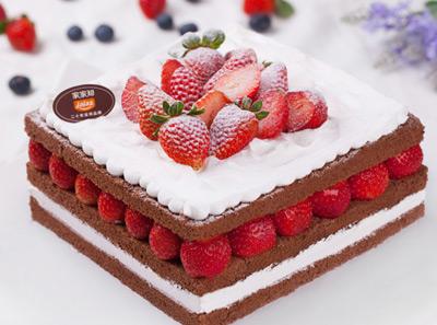 家家知蛋糕加盟草莓魔法