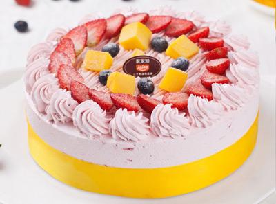 家家知蛋糕加盟莓飞色舞