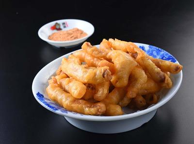 辣庄重庆老灶火锅秘制酥肉条