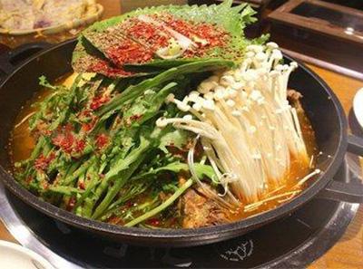 金大力韩国年糕料理