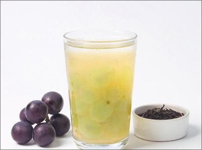 奈雪の茶品牌展示