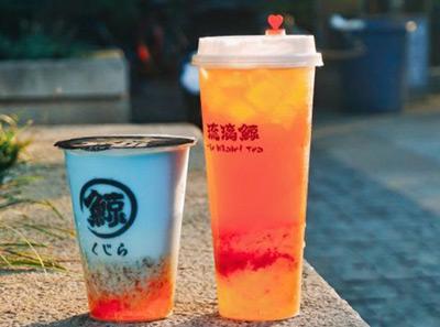 琉璃鲸奶茶加盟品牌