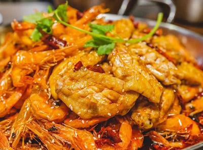 肯美香辣虾加盟