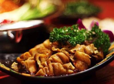 谭鸭血老火锅加盟菜品