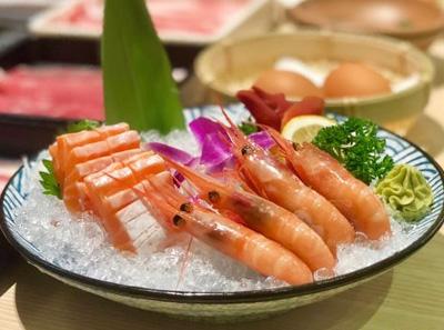 温野菜日式火锅加盟菜品
