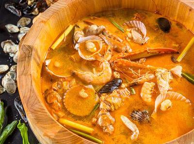 雅安张记木桶鱼加盟菜品