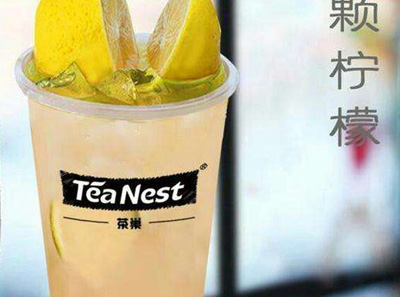 TeaNest茶巢奶茶加盟
