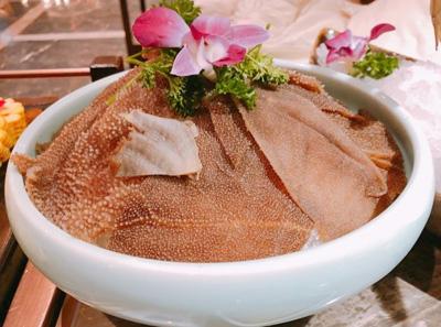 捞神汤物料理加盟菜品