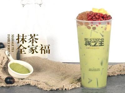 兵之王奶茶加盟饮品