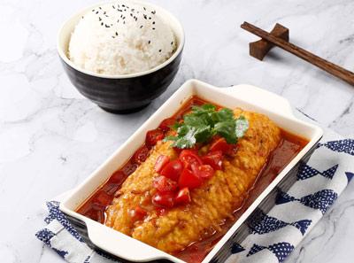 酥先生烤鱼饭加盟菜品