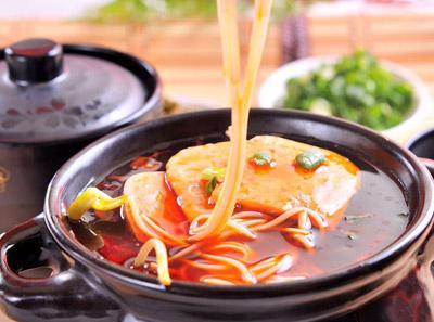 红烧午餐肉筷子米线加盟