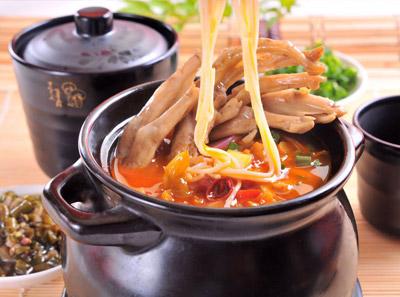 泡椒鹅掌筷子米线加盟