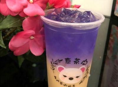 熊姬奶茶加盟饮品