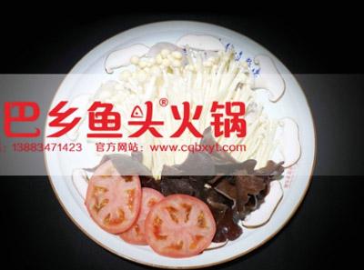 巴乡鱼头火锅加盟品牌