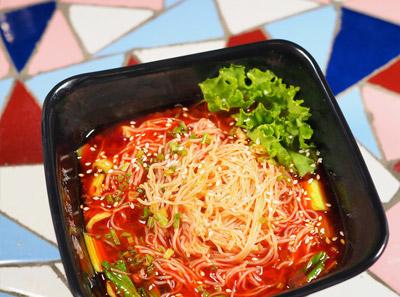 冷锅串串加盟菜品