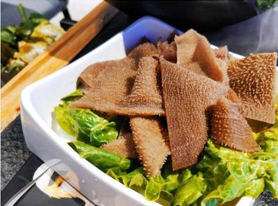 花样美腩火锅加盟菜品