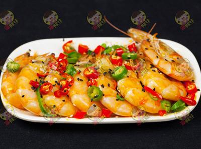 海鲜妹捞汁小海鲜加盟菜品