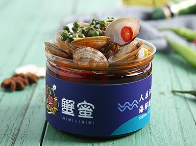 蟹蜜小海鲜加盟品牌