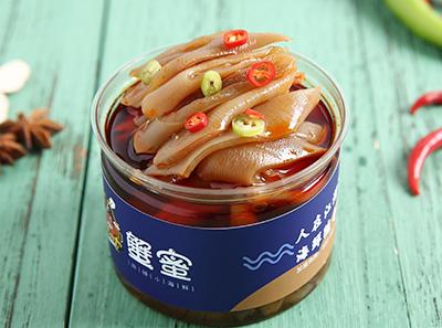 蟹蜜小海鲜加盟菜品