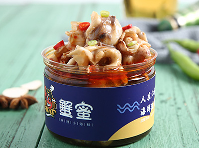 蟹蜜小海鲜加盟