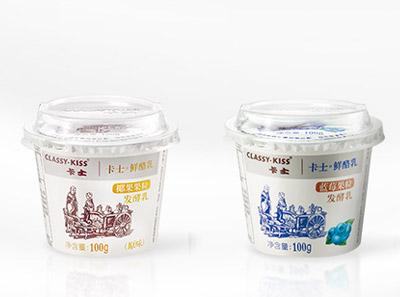 卡士酸奶加盟产品