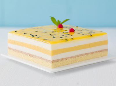 好利来加州阳光蛋糕