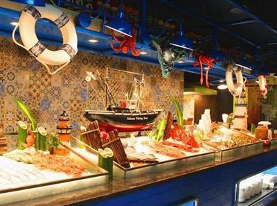 520主题火锅自助餐厅加盟